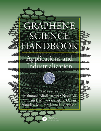 Graphene Science Handbook Applications and Industrialization book cover