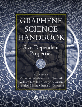 Graphene Science Handbook Size-Dependent Properties book cover