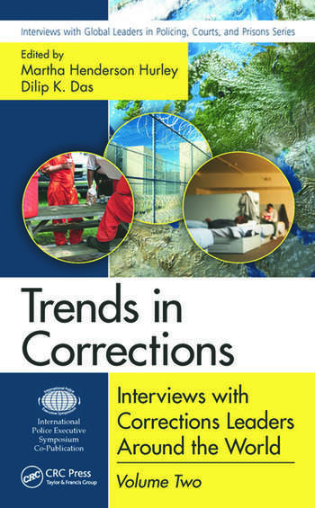 Trends in Corrections Interviews with Corrections Leaders Around the World, Volume Two book cover