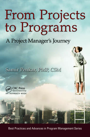 From Projects to Programs A Project Manager's Journey book cover