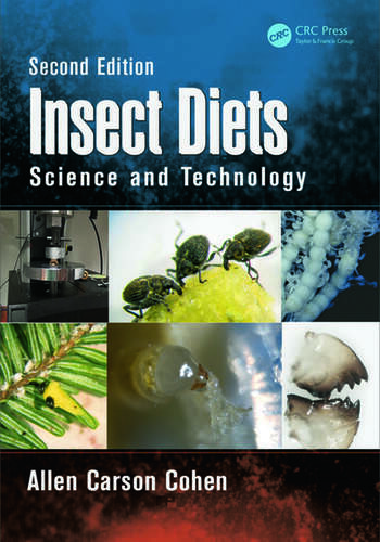 Insect Diets Science and Technology, Second Edition book cover