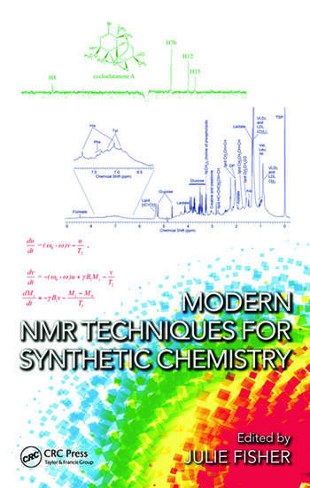 Modern NMR Techniques for Synthetic Chemistry book cover