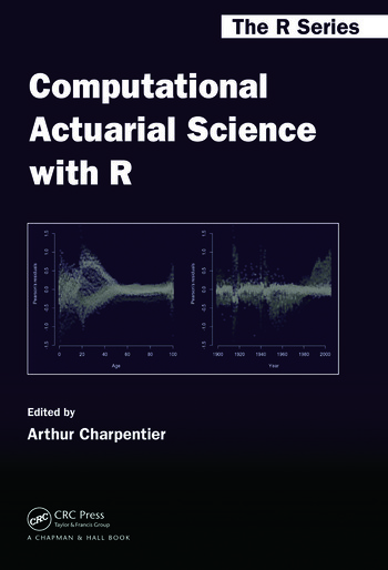 Computational Actuarial Science with R book cover