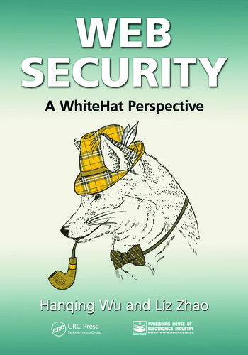 Web Security A WhiteHat Perspective book cover