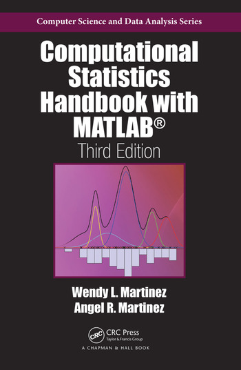 Computational Statistics Handbook with MATLAB, Third Edition book cover