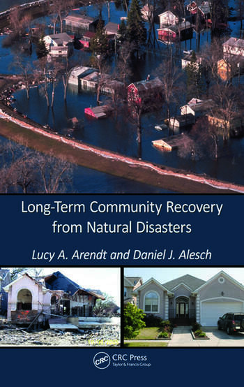 Long-Term Community Recovery from Natural Disasters book cover