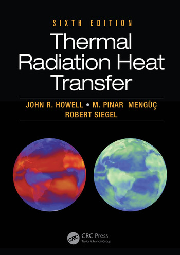 Thermal Radiation Heat Transfer book cover