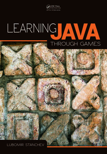Learning Java Through Games book cover