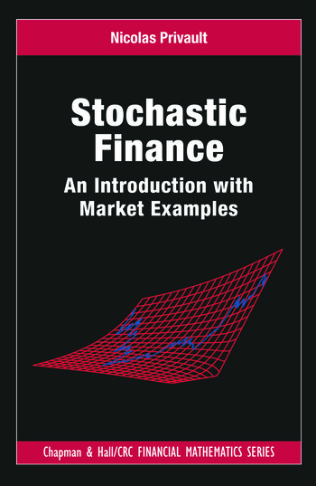 Stochastic Finance An Introduction with Market Examples book cover