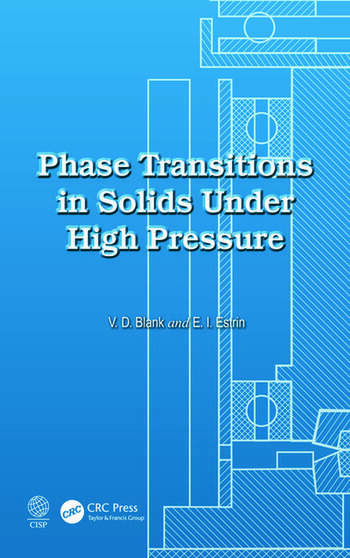 Phase Transitions in Solids Under High Pressure book cover