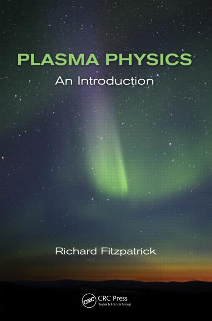 Plasma Physics An Introduction book cover