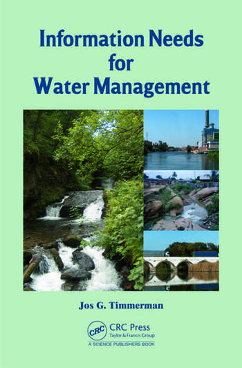 Information Needs for Water Management book cover