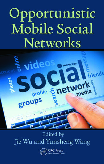 Opportunistic Mobile Social Networks book cover