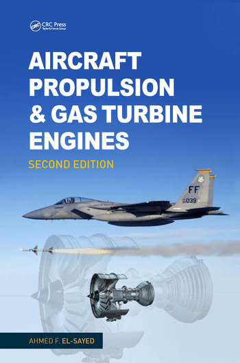 Aircraft Propulsion and Gas Turbine Engines book cover
