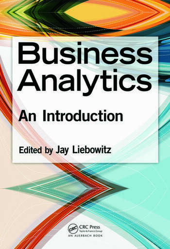 Business Analytics An Introduction book cover