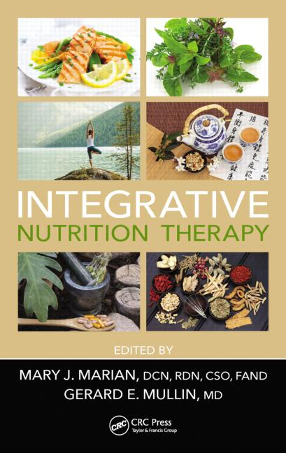 Integrative Nutrition Therapy book cover