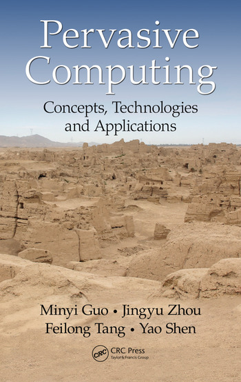 Pervasive Computing Concepts, Technologies and Applications book cover