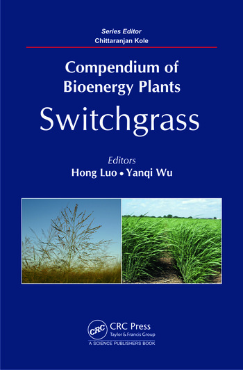 Compendium of Bioenergy Plants Switchgrass book cover