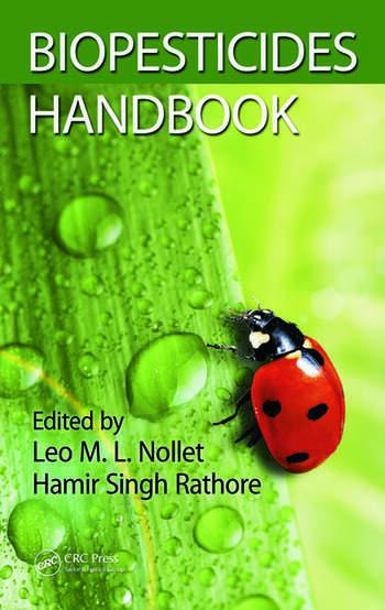 Biopesticides Handbook book cover