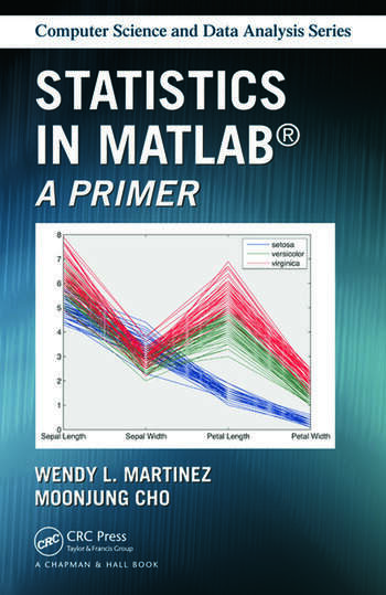 Statistics in MATLAB A Primer book cover