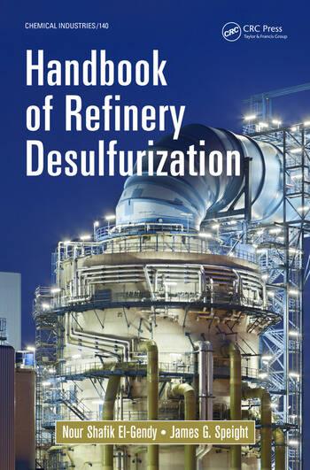 Handbook of Refinery Desulfurization book cover