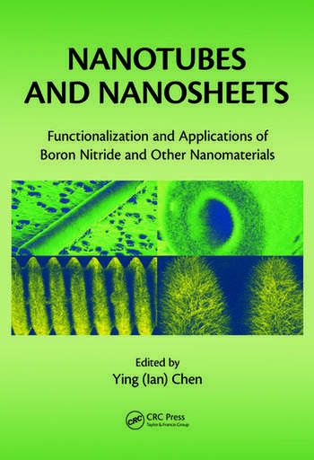 Nanotubes and Nanosheets Functionalization and Applications of Boron Nitride and Other Nanomaterials book cover