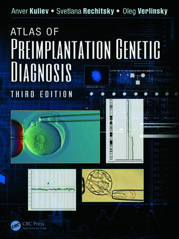 Atlas of Preimplantation Genetic Diagnosis book cover