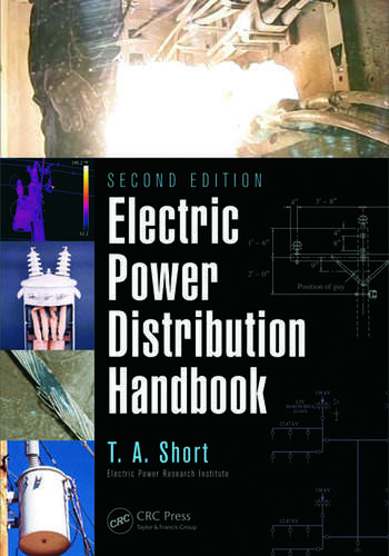 Electric Power Distribution Handbook book cover