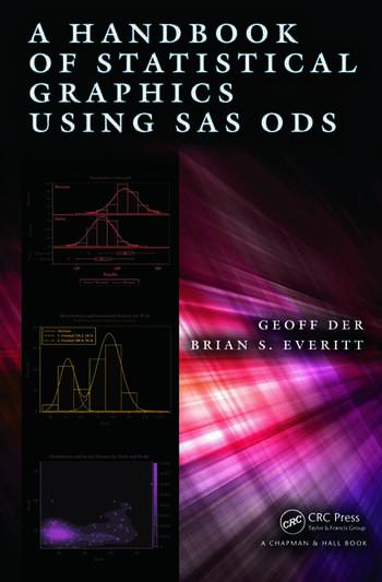 A Handbook of Statistical Graphics Using SAS ODS book cover