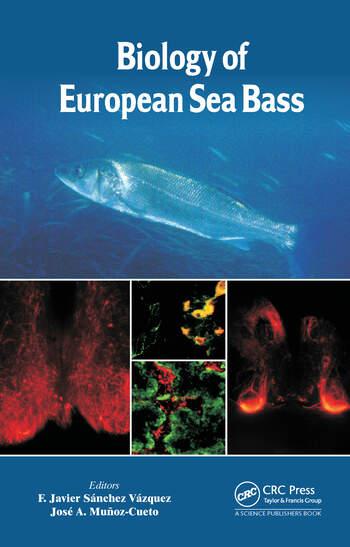Biology of European Sea Bass book cover