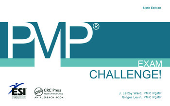 PMP® Exam Challenge! book cover