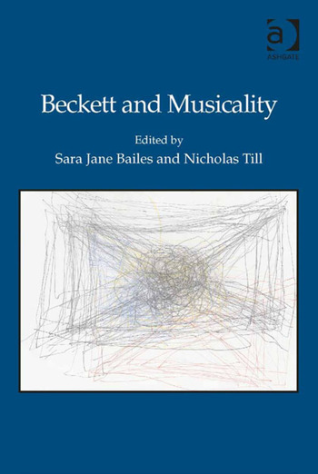 Beckett and Musicality book cover