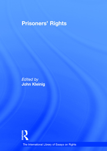 Prisoners' Rights book cover