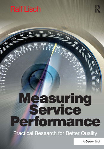Measuring Service Performance Practical Research for Better Quality book cover
