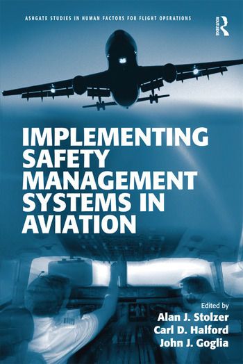 Implementing Safety Management Systems in Aviation book cover