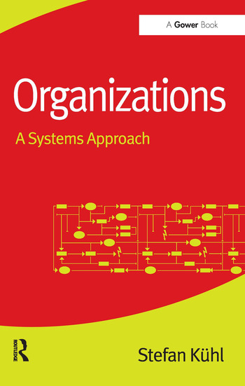 Organizations A Systems Approach book cover