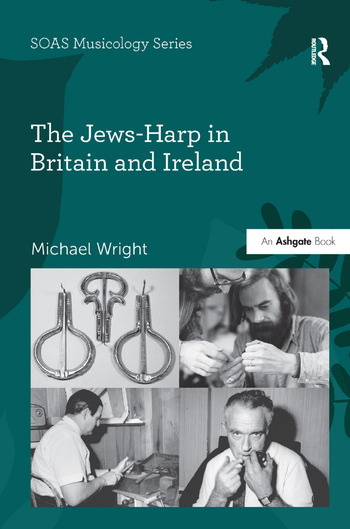 The Jews-Harp in Britain and Ireland book cover