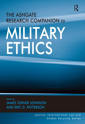 The Ashgate Research Companion to Military Ethics book cover