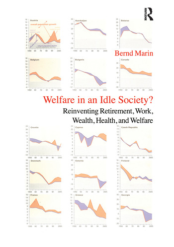 Welfare in an Idle Society? Reinventing Retirement, Work, Wealth, Health and Welfare book cover