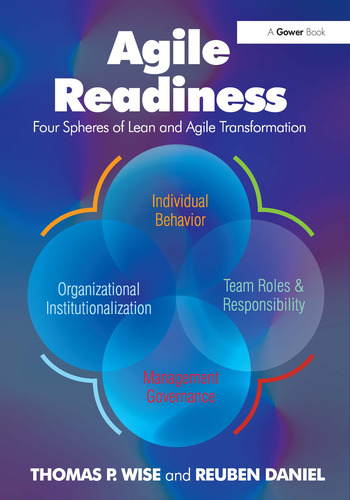 Agile Readiness Four Spheres of Lean and Agile Transformation book cover