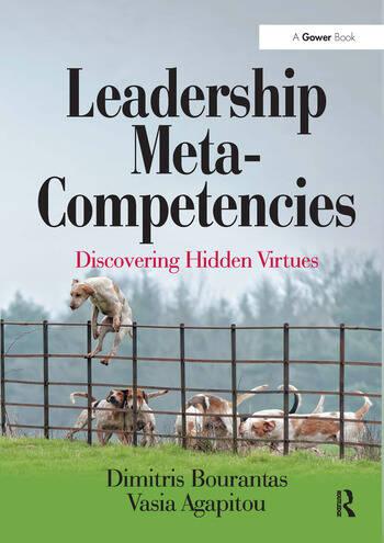 Leadership Meta-Competencies Discovering Hidden Virtues book cover