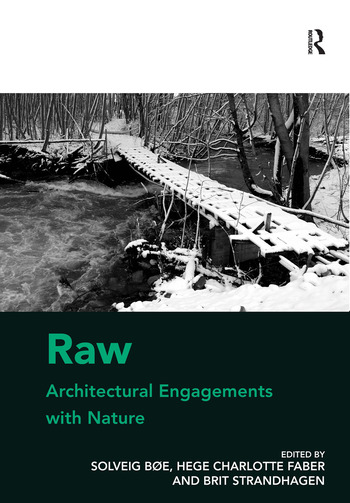 Raw: Architectural Engagements with Nature book cover