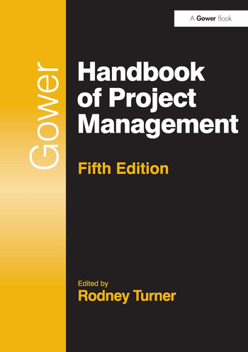 Gower Handbook of Project Management book cover