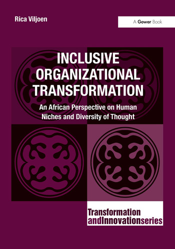 Inclusive Organizational Transformation An African Perspective on Human Niches and Diversity of Thought book cover