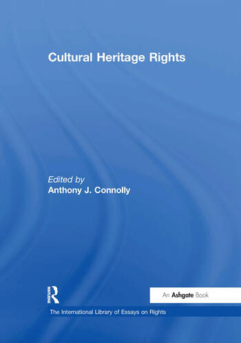 Cultural Heritage Rights book cover