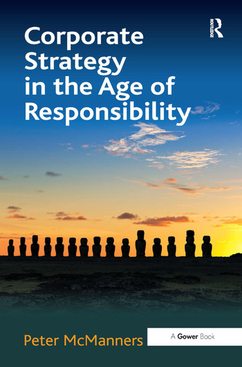 Corporate Strategy in the Age of Responsibility book cover
