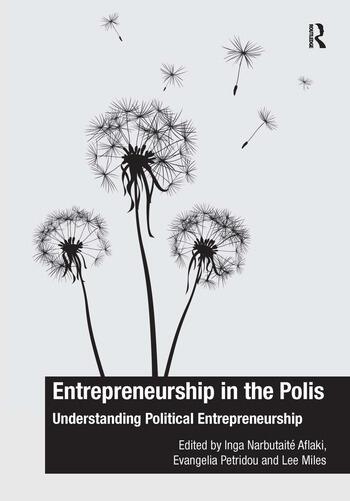 Entrepreneurship in the Polis Understanding Political Entrepreneurship book cover