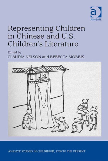 Representing Children in Chinese and U.S. Children's Literature book cover