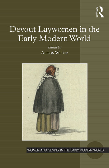 Devout Laywomen in the Early Modern World book cover