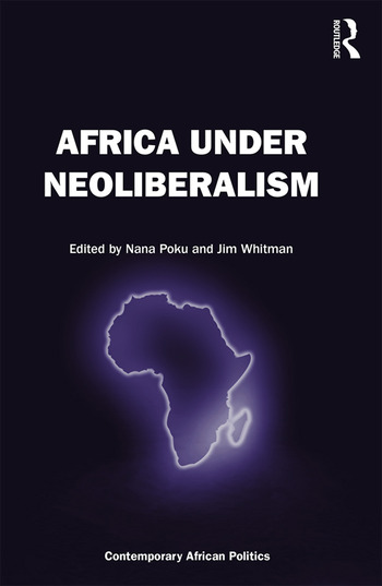 Africa Under Neoliberalism book cover